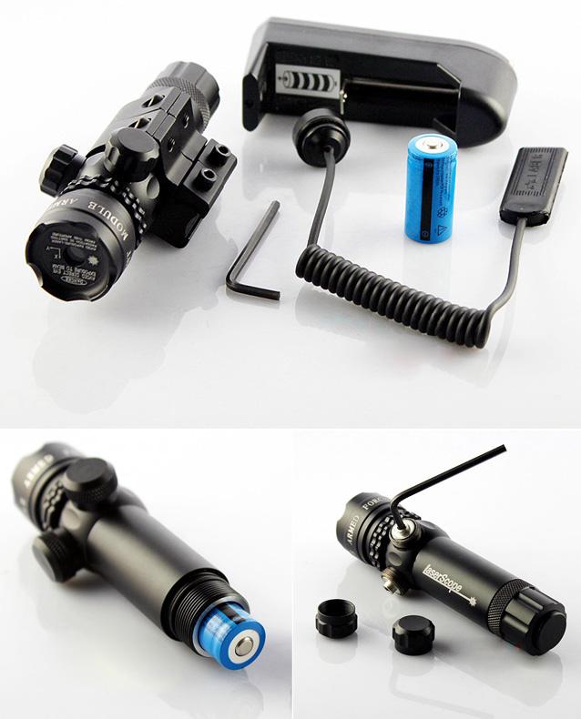 Laservisier Luftgewehr