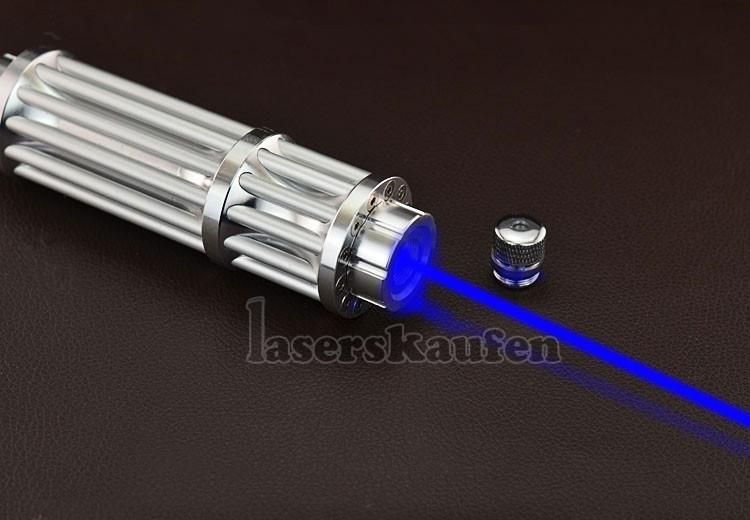 Ultra laserpointer blau 5000mw mit 5 Schlüssel