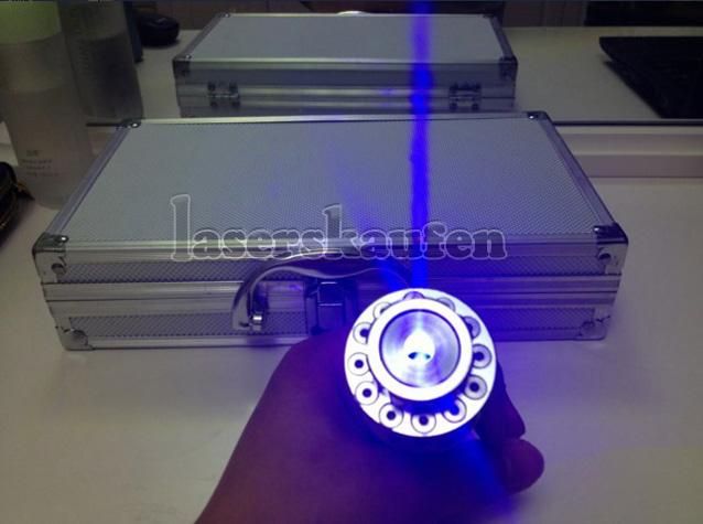 Stärkster Laserpointer Blau mit neuen Stil
