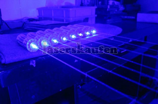 Laserpointer Blau mit 10000 mW
