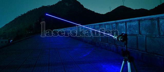 Blauer Laserpointer 10000 mW