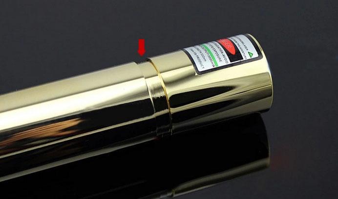 starker 5000mw laserpointer grün