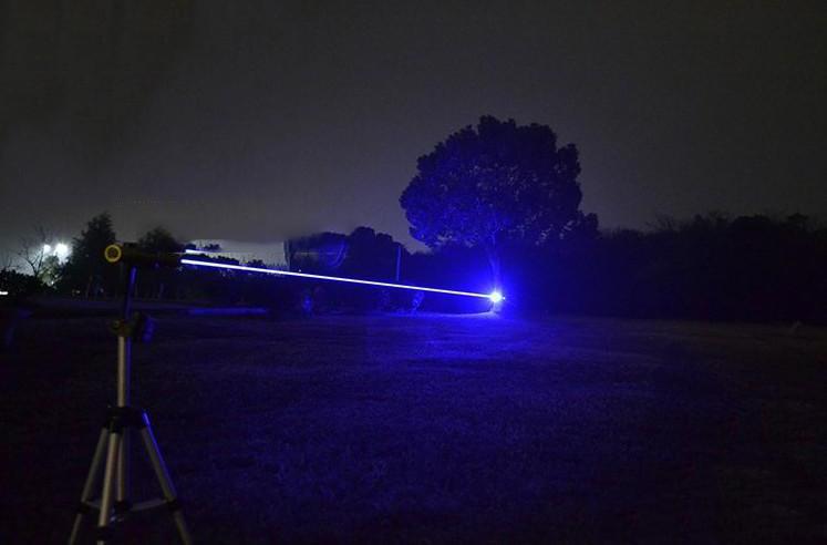 starker Laserpointer Blau 3000mW
