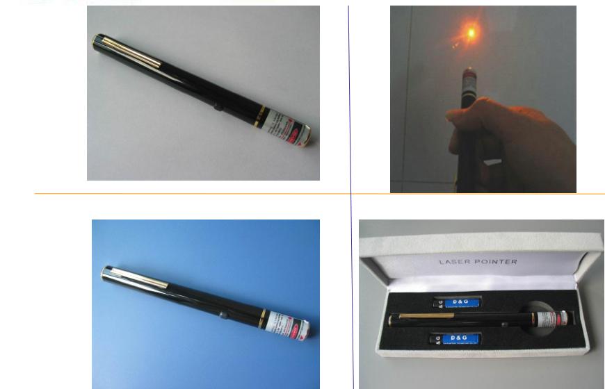 Gelbe Laserpointer 50mw 589 nm